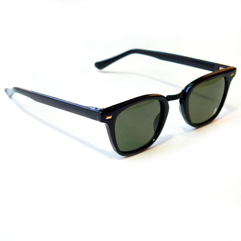 square retro vintage sunglasses wayfarer style HT-2130 ...