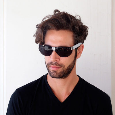 square flat top sunglasses