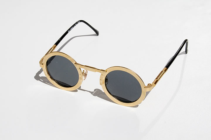 Small Frame Aviator Sunglasses  hi tek round metal sunglasses unusual small cw 8604 hi tek web