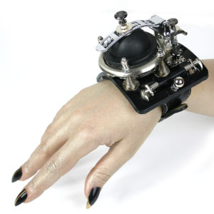 steampunk watch