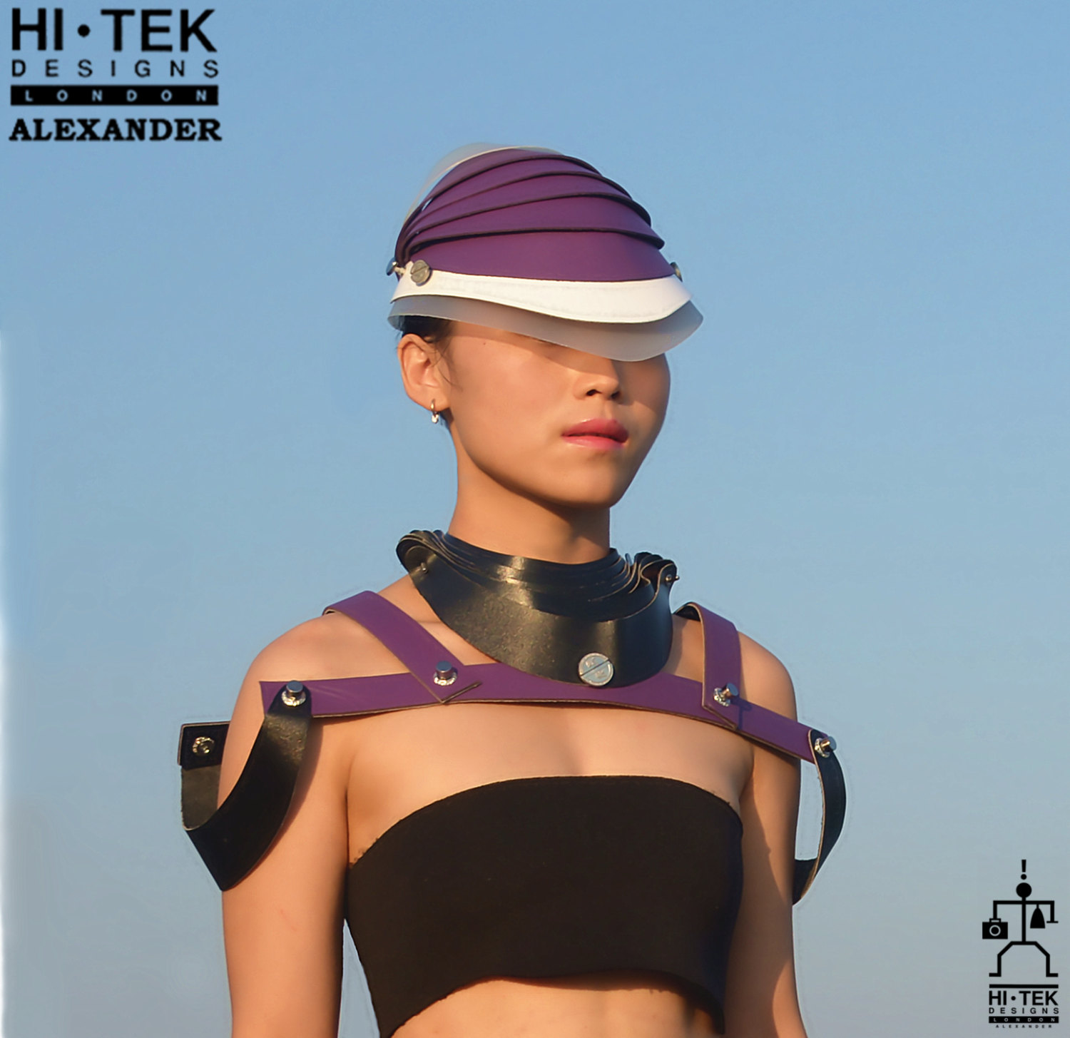 leather harness auldron