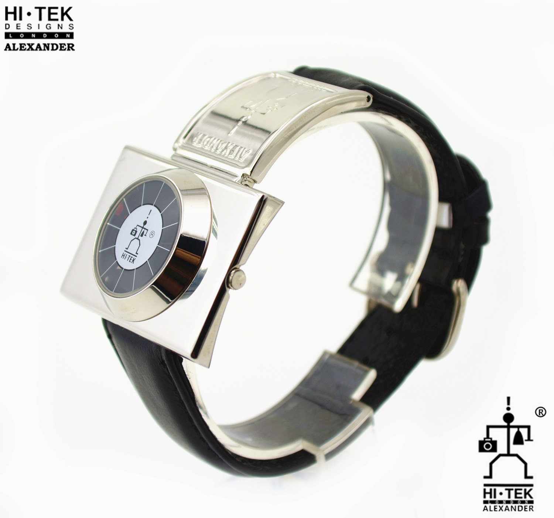 unisex square wrist watch