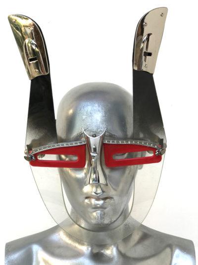 eye wear with horns