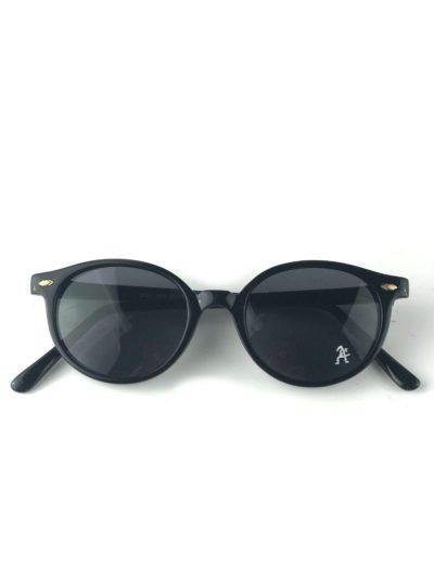 black steampunk sunglasses