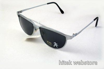 mens silver aviator sunglasses Hi Tek Alexander