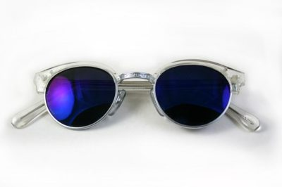 Retro 1930s and 1950s Steampunk women's sunglasses HT-9104