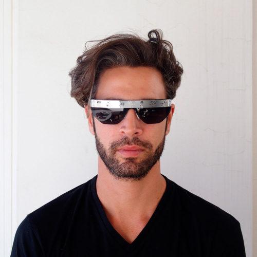 mens flat top sunglasses