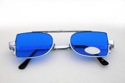 vintage retro aviator sunglasses Steampunk Hi Tek Alexander