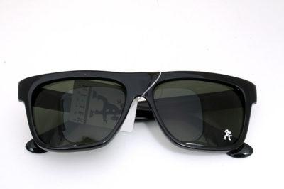 Vintage 80s large Wayfarer sunglasses Hi Tek HT-92111