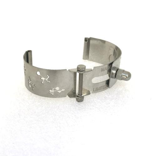 metal watch strap