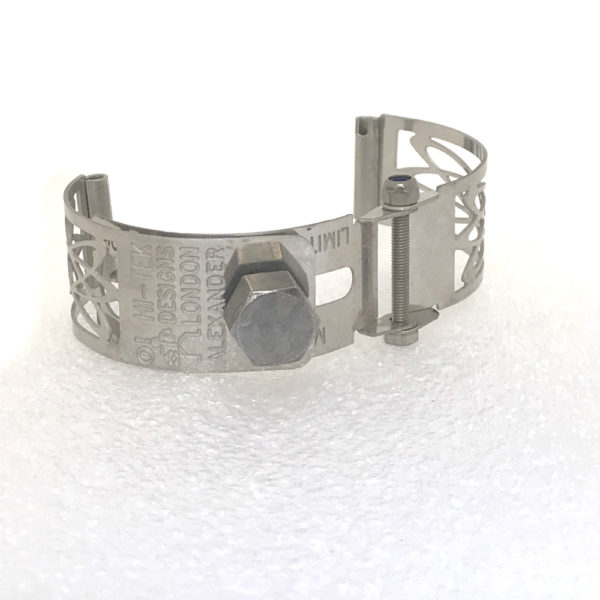 watch band metal