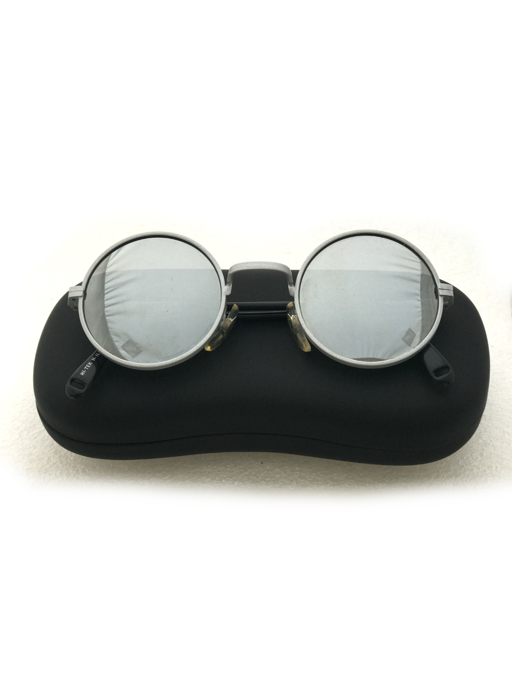 7657ced5af round sunglasses with mirror lenses