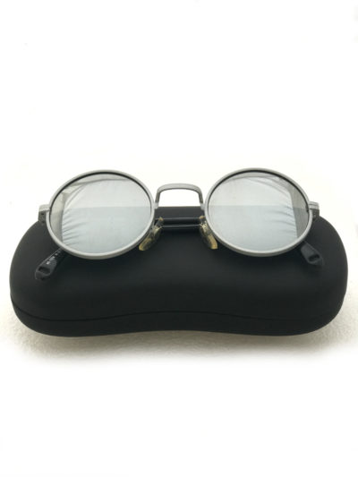 vintage round sunglasses with mirror lenses, perfect round sunglasses