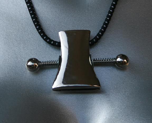unisex steampunk jewelry pendant HI TEK HTPNDT002