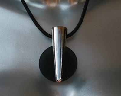 unisex steampunk jewelry pendant HI TEK HTPNDT007