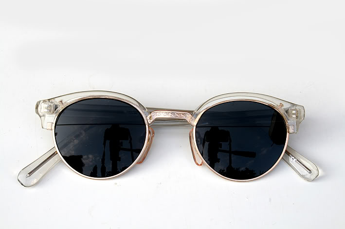 Retro 1930s And 1950s Steampunk Women S Sunglasses Ht 9104