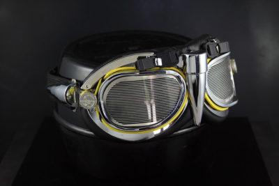handmade Steampunk Goggles Hi Tek