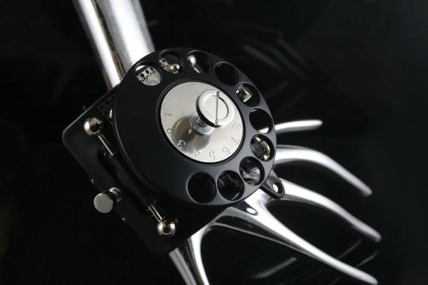 Steampunk watch, Handmade Retro Futuristic Steampunk watch cuff Hi Tek HTSTW041