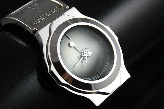 Mens watch Hi Tek Alexander unusual unique