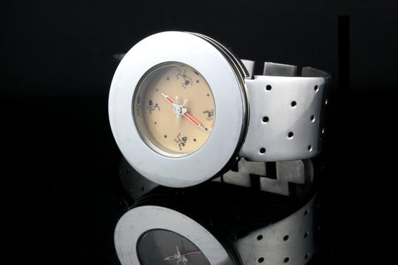 Hi Tek Alexander unisex watch unusual