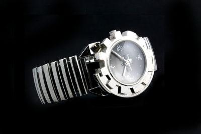 womens wrist watch unusual Hi Tek Alexander