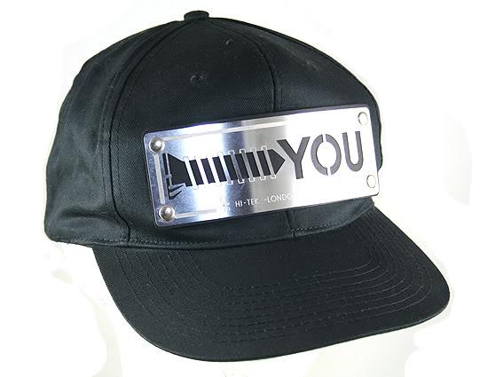steampunk baseball cap