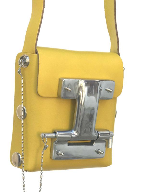 yellow crossbody bag