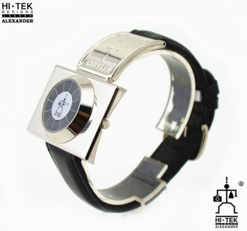 unisex square wrist watch