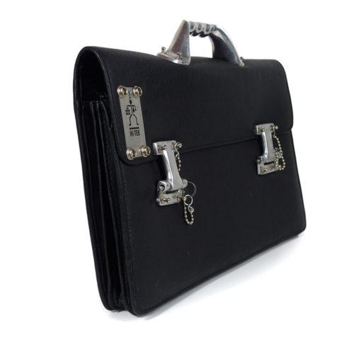vintage briefcase