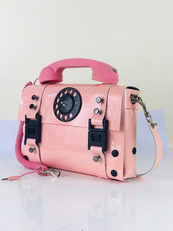 pink shoulder bag for women
