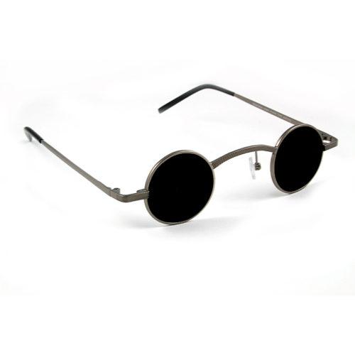 small round sunglasses
