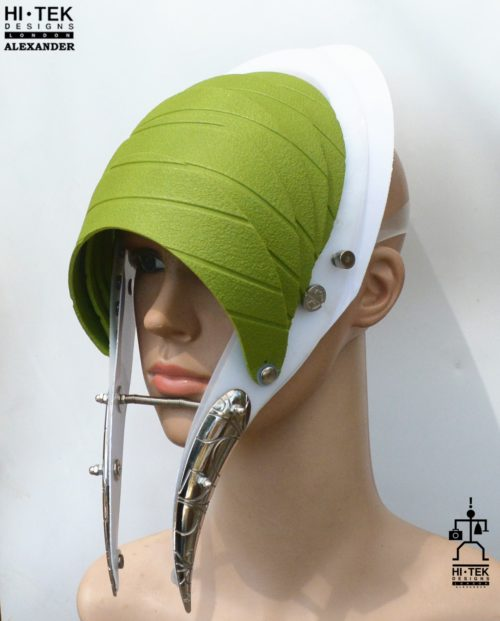 unusual hat