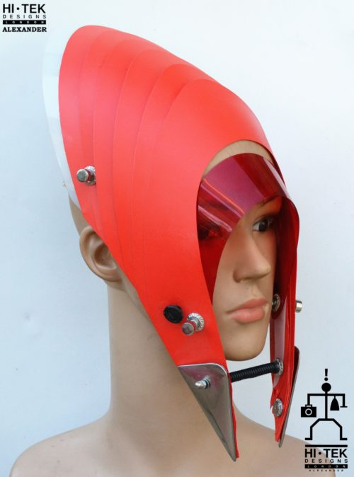 aggressive design head wear