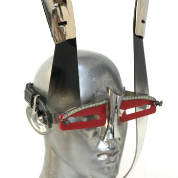 eye wear with nose shield