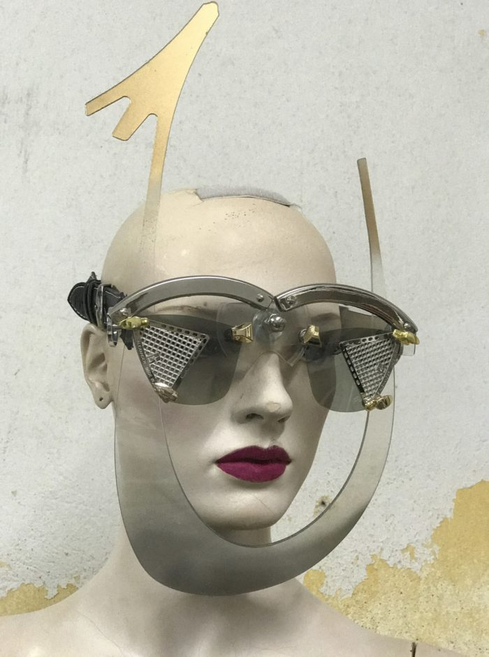 unusual eye wear mask