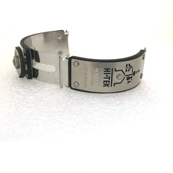 Hi Tek Alexander stainless steel watch strap unusual unique