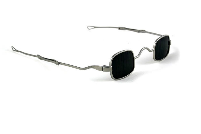 square Steampunk sunglasses
