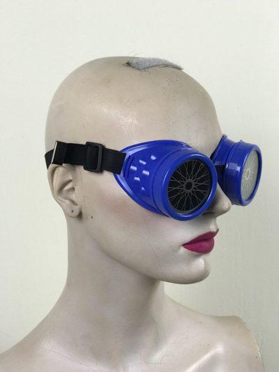 Goth goggles