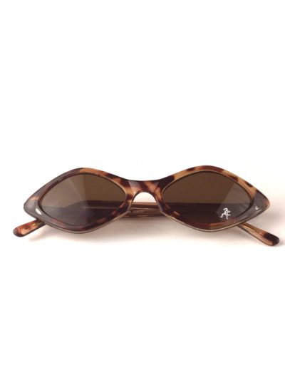 tortoise brown cat eye sunglasses mod 6306 Hi Tek Junior