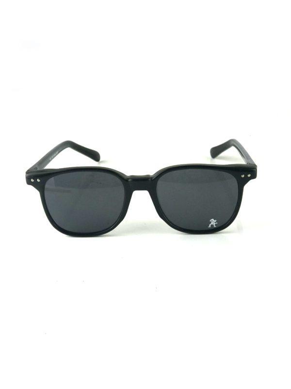 black square vintage retro sunglasses Wayfarer style mod9133 Hi Tek Junior