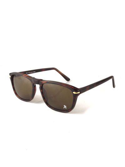 tortoise square vintage retro sunglasses brown lens mod5632 Hi Tek Junior