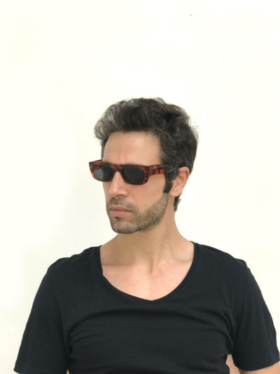 rectangle tortoise sunglasses