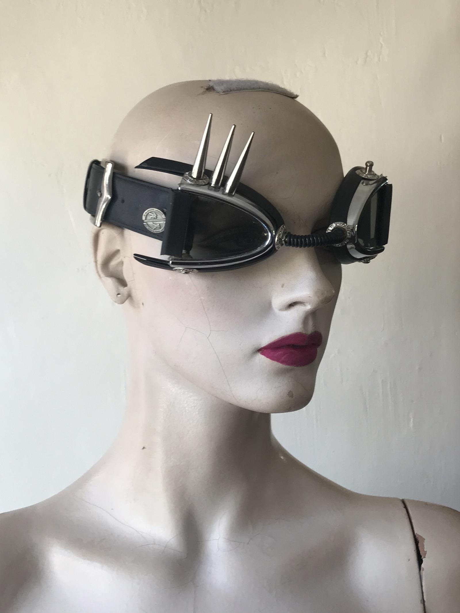 aggressive eyewear